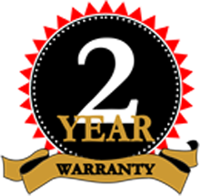 2 year warranty small